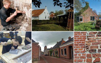 Eerste Groninger restauratiefair 'Erfgoed & ambacht'