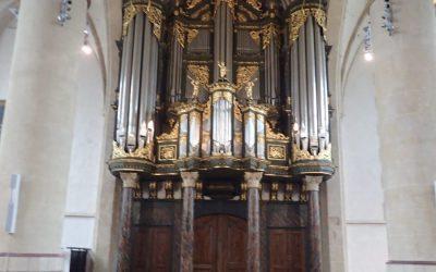 Martinikerk staat bovenaan in orgel top-15 Volkskrant